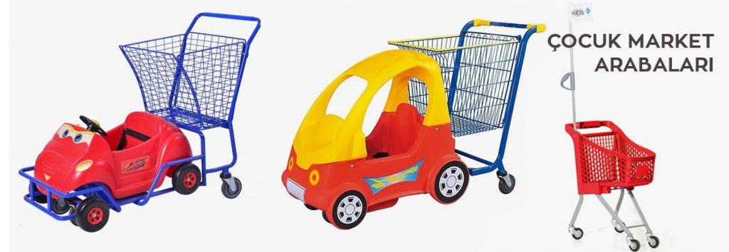 Çocuk Market Arabası