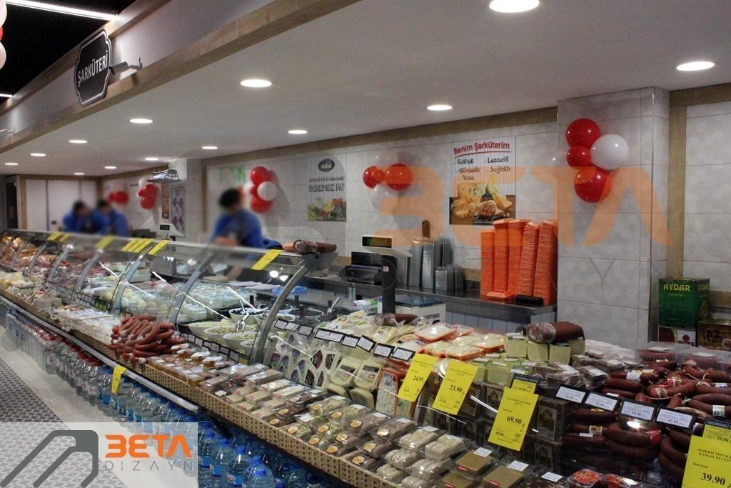 Snowy Market Kağıthane şubesi