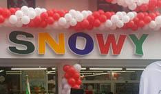 Snowy Kağıthane