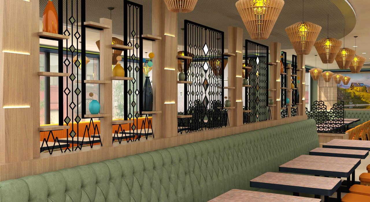 kafe restoran dizaynı