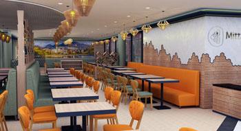 Kafe ve Restoran Dizaynı