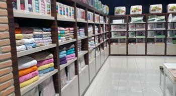 Tekstil mağazası dizaynı