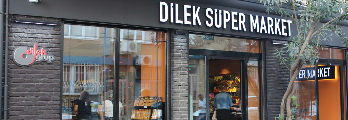 Dilek market