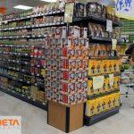 Show Market metal raf sistemleri