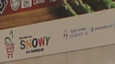 Snowy Market / Kemerburgaz / İSTANBUL