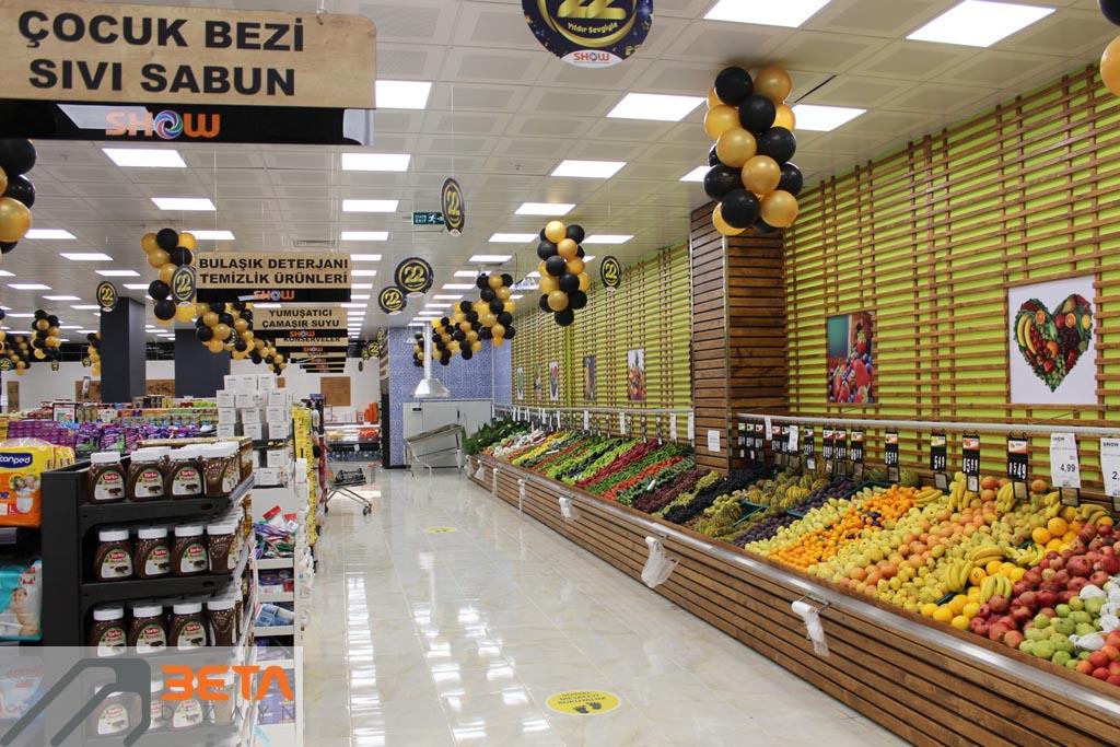 Show Market Manav Reyonu