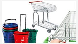 Market – Mağaza Ekipmanları