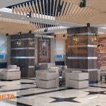 3D otel dizaynı