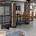 3D mağaza tasarımı